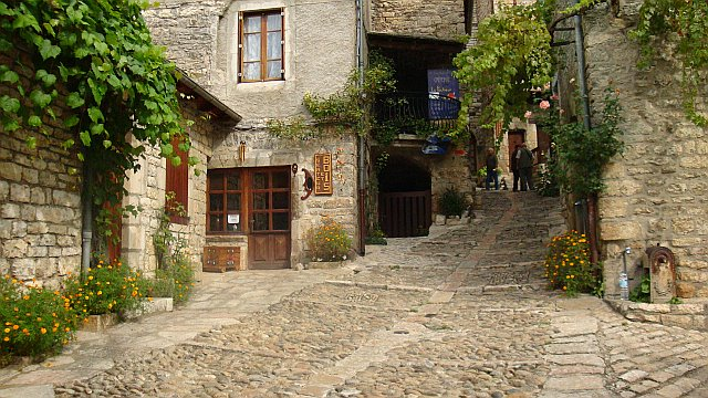 Architecure Du Pays Des Causses Cvennes Et Mont Lozre