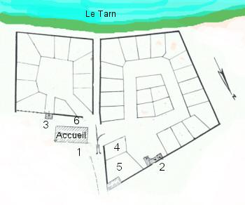 Camping ispagnac gorges du tarn for Camping gorge du tarn avec piscine