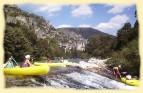 Canoë & Kayak dans les Gorges du Tarn
