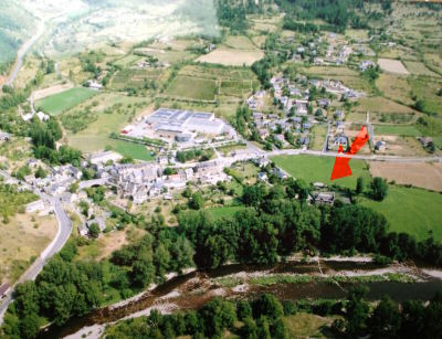 Camping ispagnac gorges du tarn for Camping gorges du tarn piscine