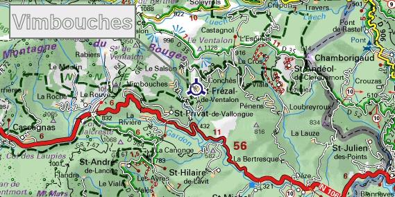 farm holiday Cevennes stay National Park South France BB