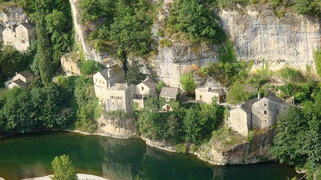 Gorges du Tarn ... Tourisme numérique  Gorges-castelbouc