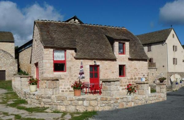 Gîte de France Changefège Balsièges, près de Mende (Lozère)