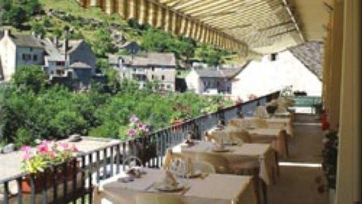 Hotel-restaurant 'Aux sources du Tarn' au Pont de Montvert